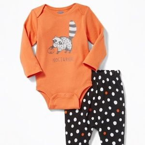 Old Navy | Baby Halloween 2pc outfit set